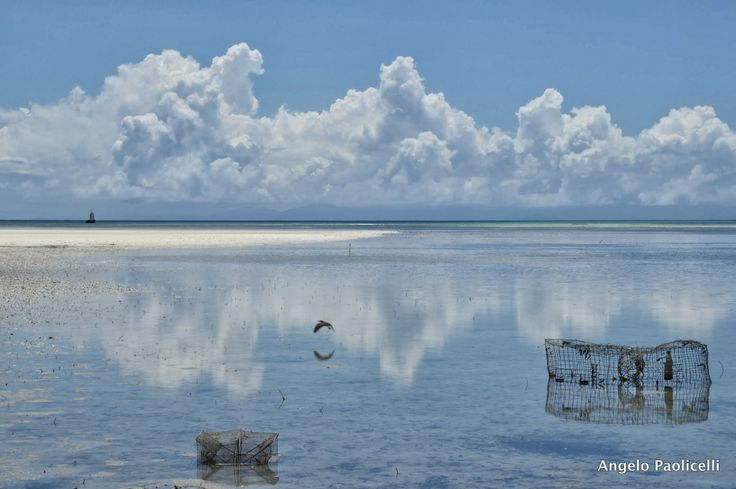 Specchi sulla #spiaggia. Alle #Seychelles alla ricerca di angoli nascosti.  Water mirrors on the #beach. It happens on Seychelles Islands, while looking for a solitary beach. #Photo by Angelo Paolicelli