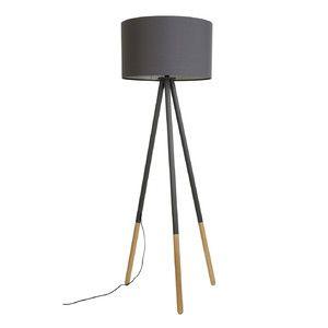 Stojací lampa Highland, tmavě šedá  4879,-