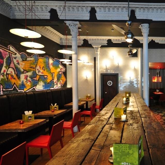 ... restaurant design on Pinterest  Logos, Cool bars and Restaurant