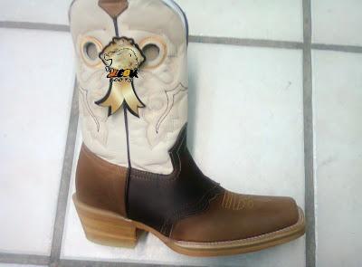 Botas Rodeo Texano