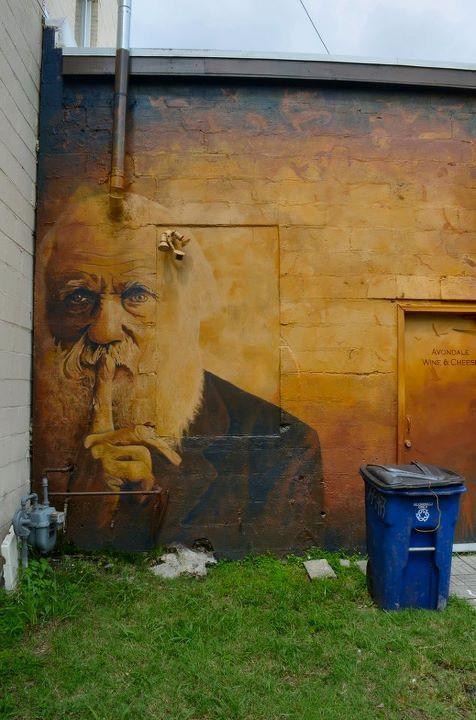 chARTist - Charles Darwin (Charleston, South Carolina)