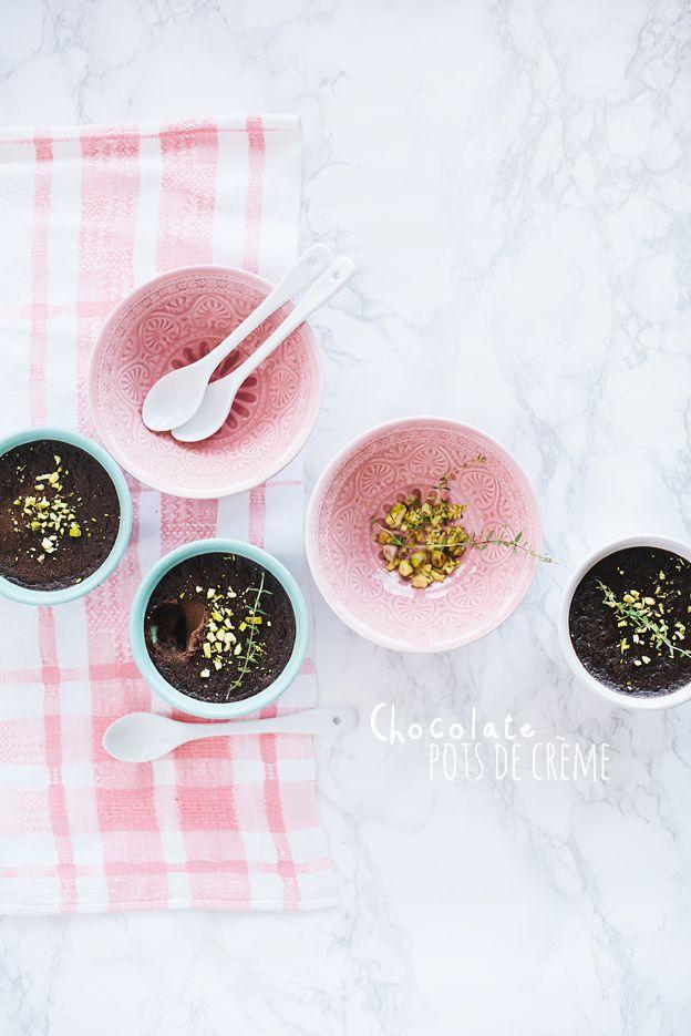 chocOlate pots de crème