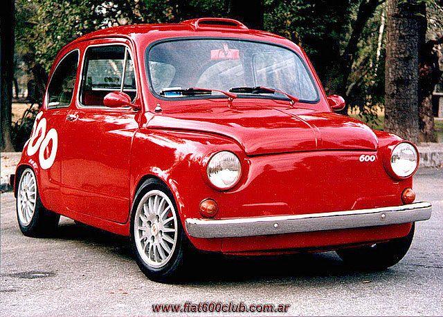 Fiat 600 Club - Pasión por el Fitito - alguien sabe de quien es este fiat - Modificaciones