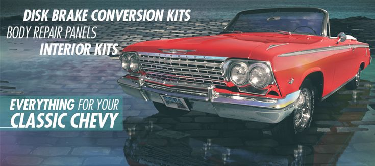 Impala Bob's - Chevrolet restoration parts for classic Chevy Impalas and all full size Chevrolet cars