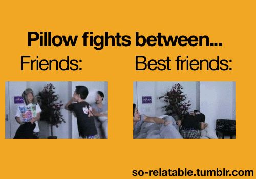 Yes except I would hit my best friend with the mattress and then jump on them