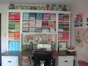 Sew Peachey: My Sewing Room