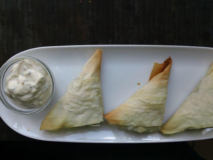 An Indian Feast: Baked Vegan Samosas (Contain Sweet Potatoes) - Vibrant Wellness Journal