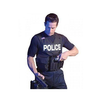 For Beckett Cosplay: Point Blank: R20-D POLICE Accessory Carrier #TheFireStore