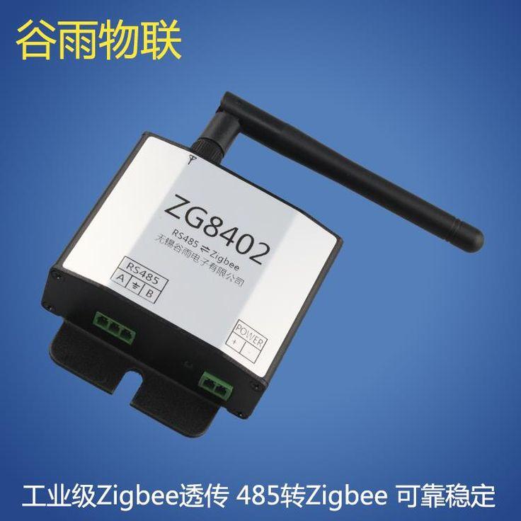 Industrial grade Zigbee transmission ZG8402 RS485 Zigbee transmission network through wireless module #Affiliate
