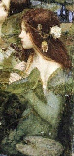 John Willliam Waterhouse. Pre Raphaelite Art