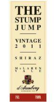 2011 d'Arenberg 'The Stump Jump' Shiraz, McLaren Vale 750 mL  #wine #winelabels #redwine #whitewine