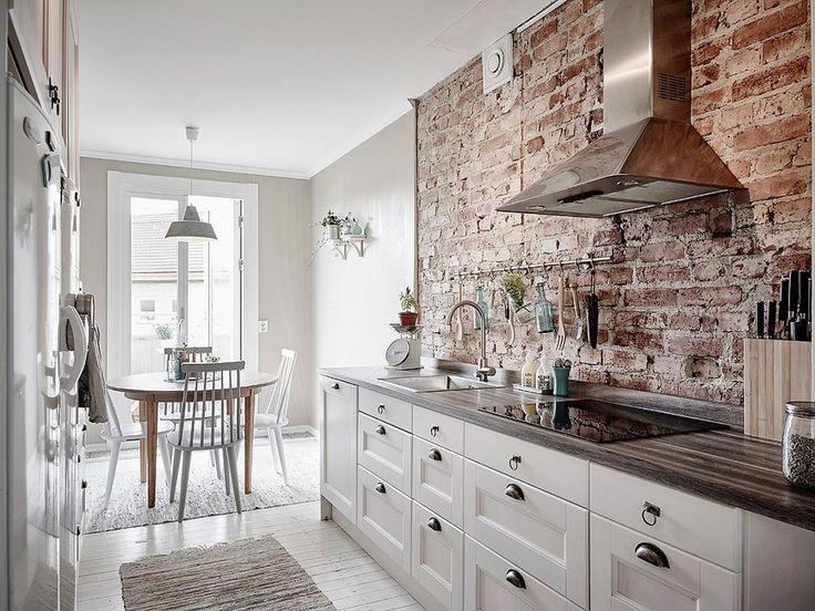 un apartamento que combina el estilo industrial y vintage ideas reformas viviendas
