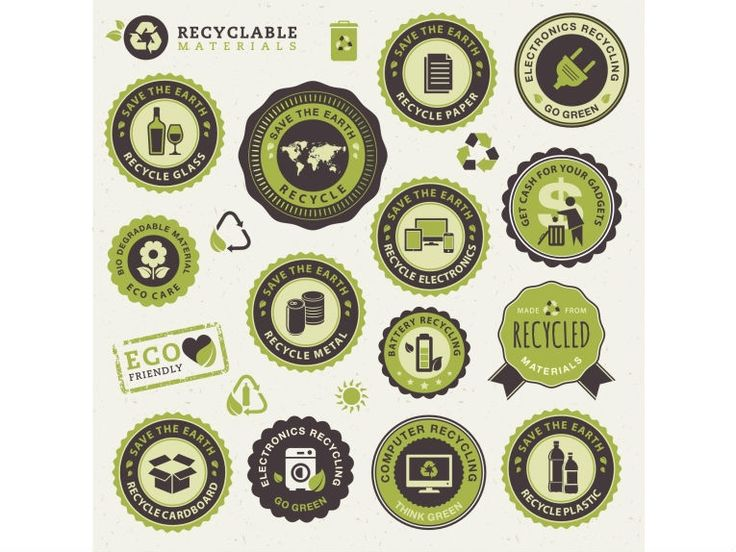 The hitchhiker's guide to recycling! (recycling parts that