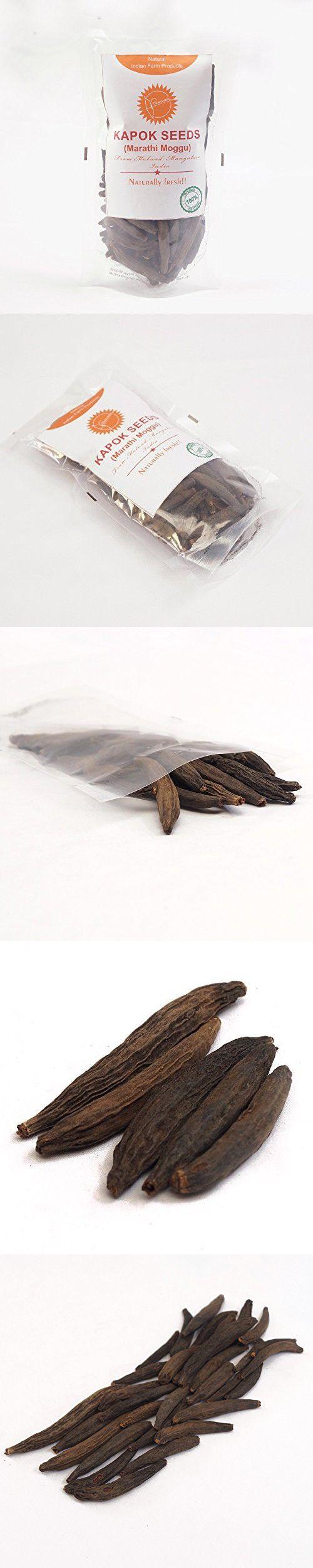 Kapok Seeds (Marathi Moggu) | Natural Indian Farm Products from Malnad, Mangalore | ONE Pack