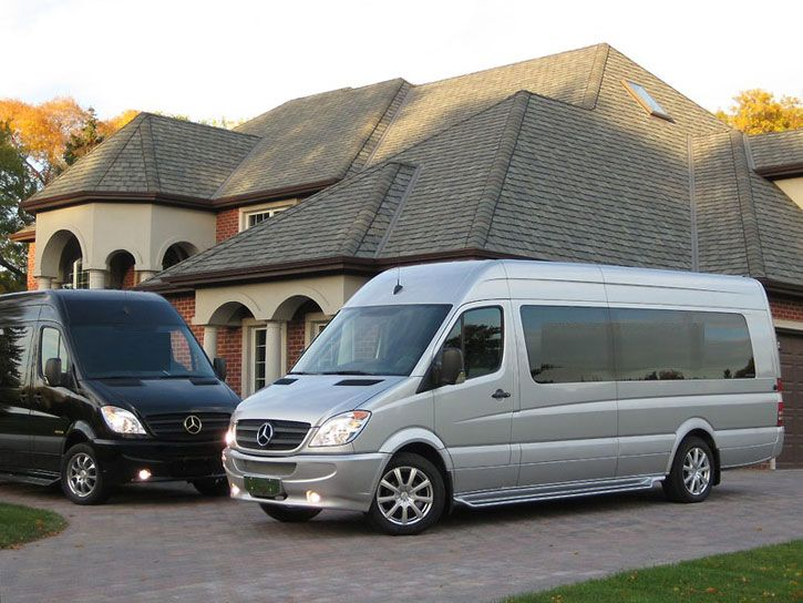 Chalmers automotive custom van conversion manufacturer for Mercedes benz conversion van