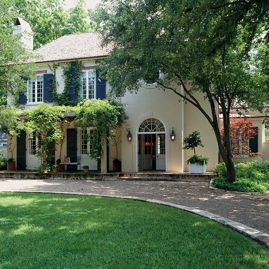French Country Style Home Exterior: 1000+ Ideas About French Exterior On Pinterest