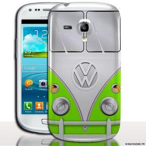 Coque Samsung Galaxy s3 mini Camping Car. #Car #SamsungGalaxy #S3 #Mini #Fun