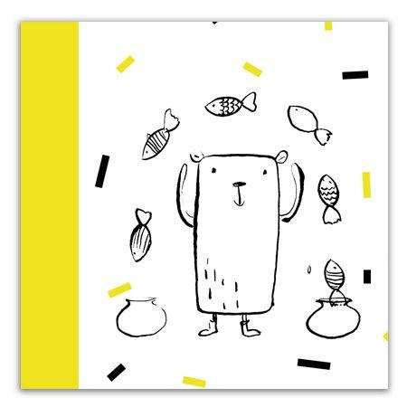 Vissen | Horoscoop Geboortekaartjes van Gaafkaartje