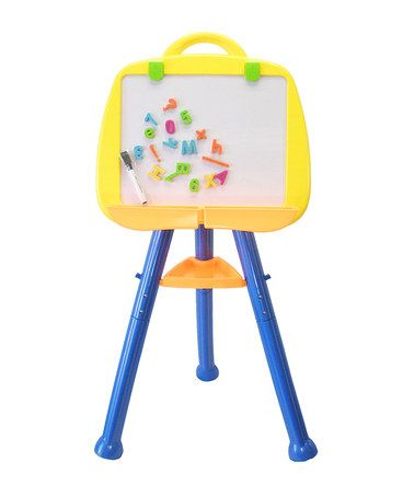 $24 - Love this Yellow Standing Art Easel on #zulily! #sponsored http://www.zulily.com/?SSAID=930758tid=acceleration_930758 #convann2