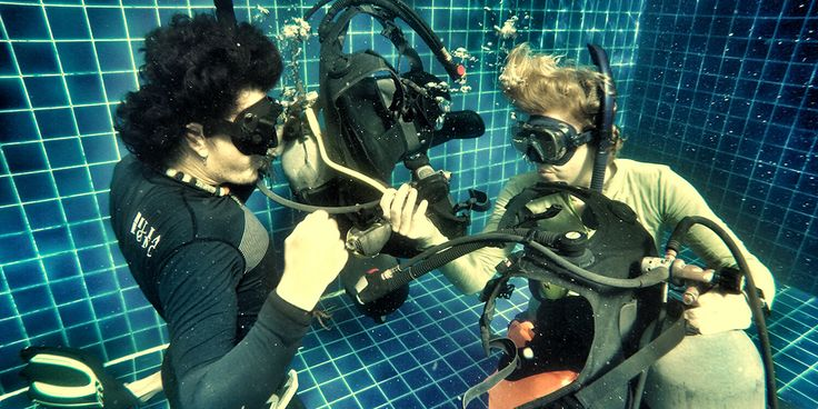 PADI Divemaster Training - Crystal Dive Koh Tao