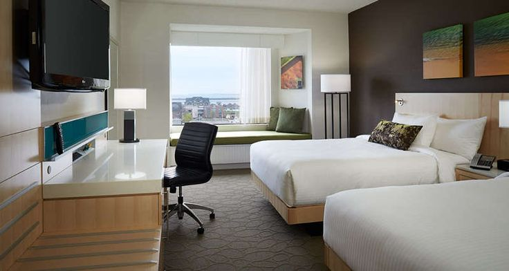 Delta Prince Edward, Charlottetown, Prince Edward Island, Canada - This is Charlottetown's only waterfront hotel, and it offers clean style with spacious rooms.