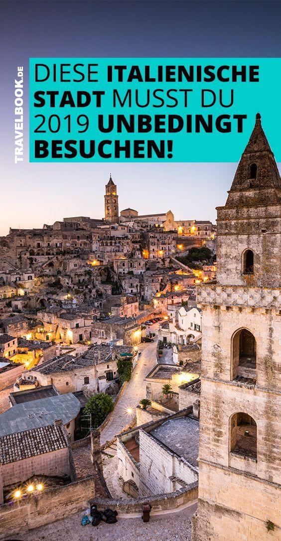 Warum du 2019 nach Matera in Italien reisen musst