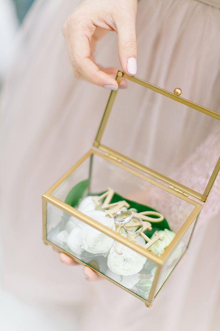 The 25 best Wedding Ring Box trending ideas on Pinterest Ring