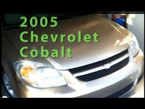 2005 Chevrolet Cobalt - How to replace front speakers