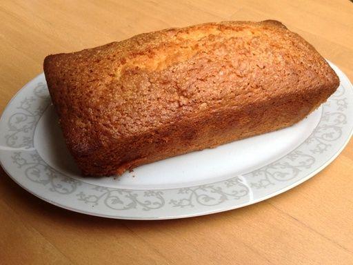 Délicieux cake aux poires super simple !