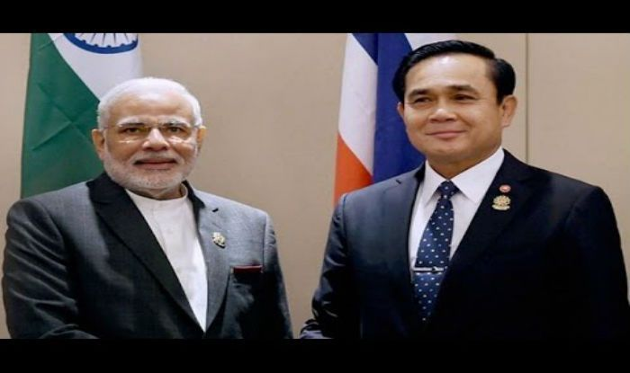 Prime Minister Narendra Modi will hold talk with his Thailand counterpart Prayut Chan-o-cha, who is currently on a three-day visit to India.