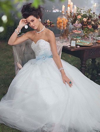 Alfred Angelo Bridal Style 241 from Disney Fairy Tale Bridal