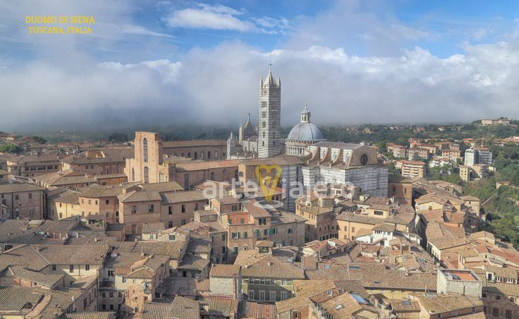 Duomo di Siena, Toscana, Italia