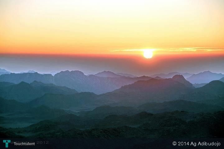 morning from sinai egypt #Creative #Art #Photography @touchtalent.com