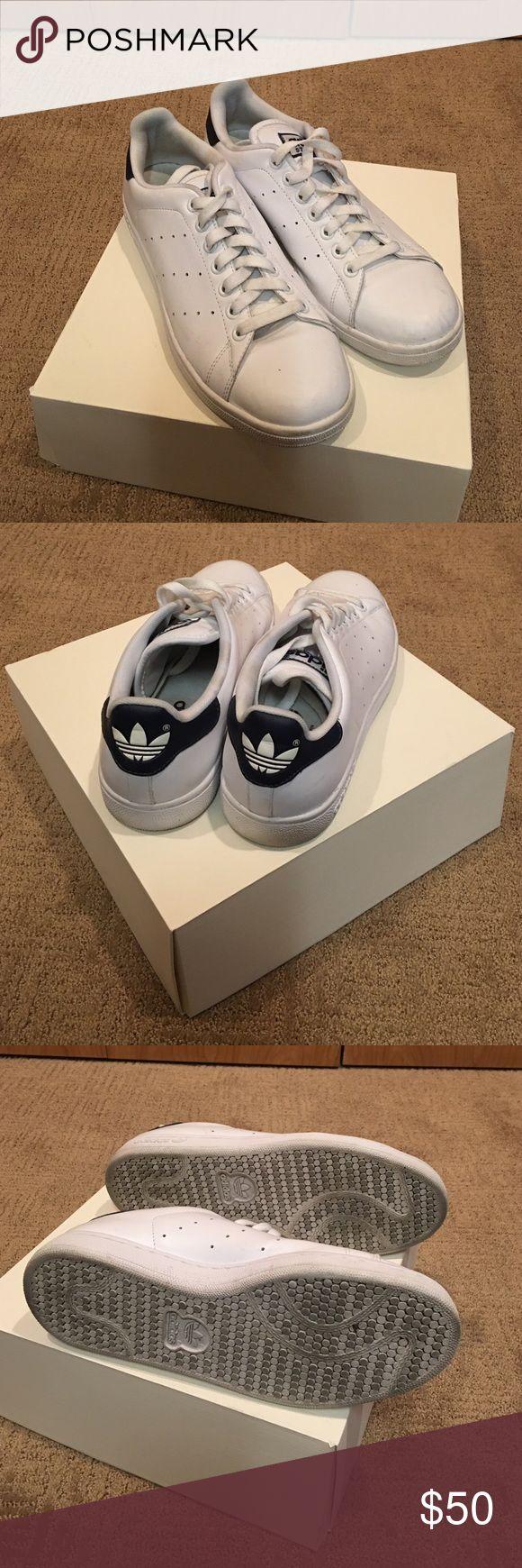 Adidas Stan smith Adidas Stan smith. Navy blue. Adidas Shoes Sneakers
