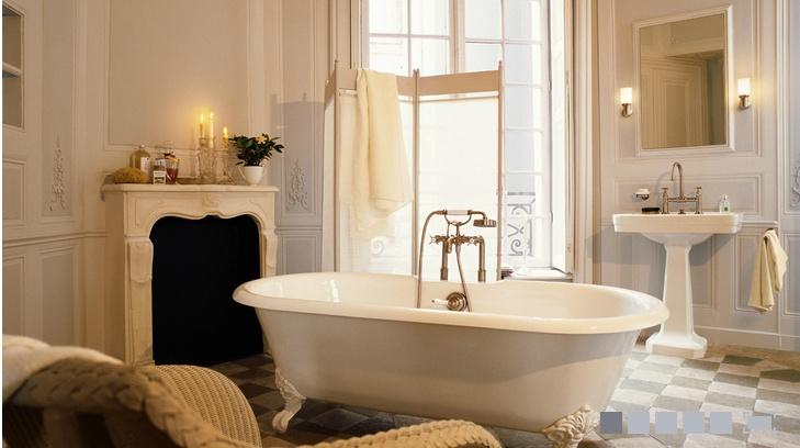 28 best Klassieke badkamers images on Pinterest | Bathroom ideas ...