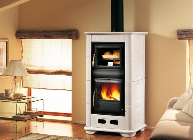 24 best wood stoves images on pinterest wood stoves wood burning stoves and pellet stove - Termostufe a pellet e legna combinate prezzi ...
