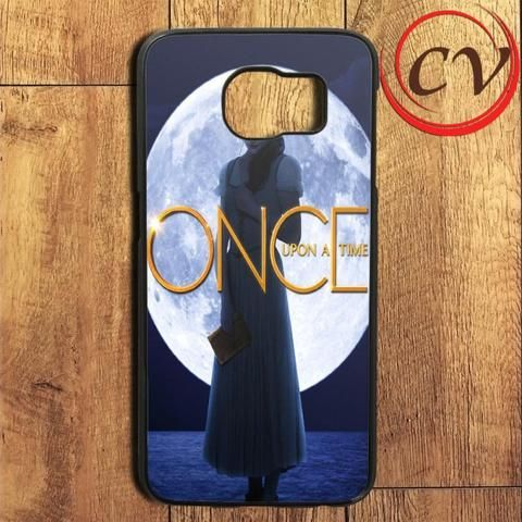 Once Upon A Time Belle Samsung Galaxy S6 Edge Case
