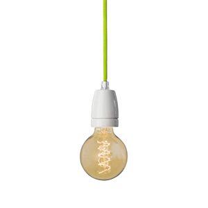 CASANOVA Møbler — N.U.D Collection - Hvid m. neongul ledning