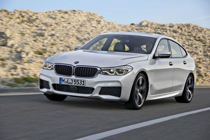 BMW Serie 6 Gran Turismo hatchback vagoneta o crossover?