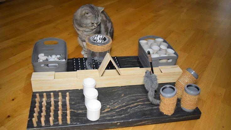 die 25 besten ideen zu katzenspielzeug selber machen auf pinterest katzenspielzeug kratzbaum. Black Bedroom Furniture Sets. Home Design Ideas