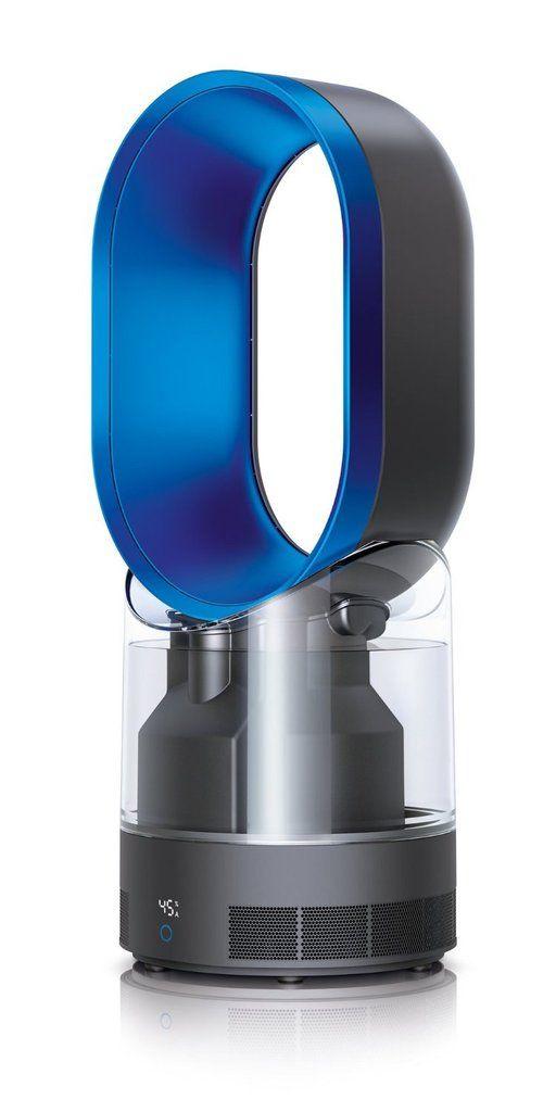 Dyson 303515-01 AM10 Humidificador, Iron/Blue