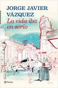 La primera novela de Jorge Javier Vázquez sorprenderá por la historia de tintes claramente autobiográficos y por ser divertida, irónica y evocadora. http://www.planetadelibros.com/la-vida-iba-en-serio-libro-70416.html#
