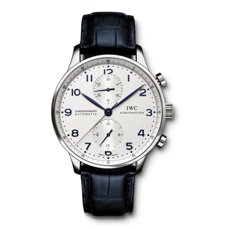 IWC Portugieser Chronograph – Men's Watch – IW371446Verbal Kint