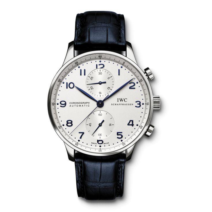 IWC Portugieser Chronograph – Men's Watch – IW371446Verbal Kint
