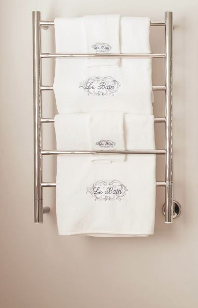 Looking for an eco-friendly ‪#‎bathroom‬ solution? The Jeeves Heated Towel Rail can be heated by solar generated hot water or water from your electric geyser to operate the hydronic heated towel rails. ‪#‎homedecortips‬