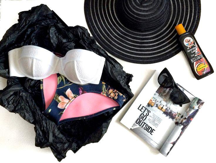 Beach essentials ❤️