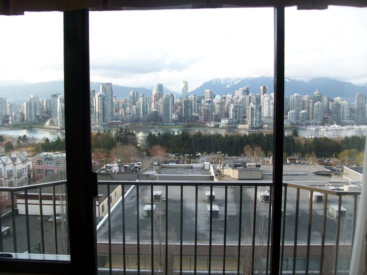 The amazing backdrop from our View Rooms