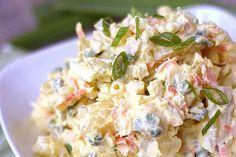 Heerlijke Aardappelsalade met augurk | MiniMe.nl