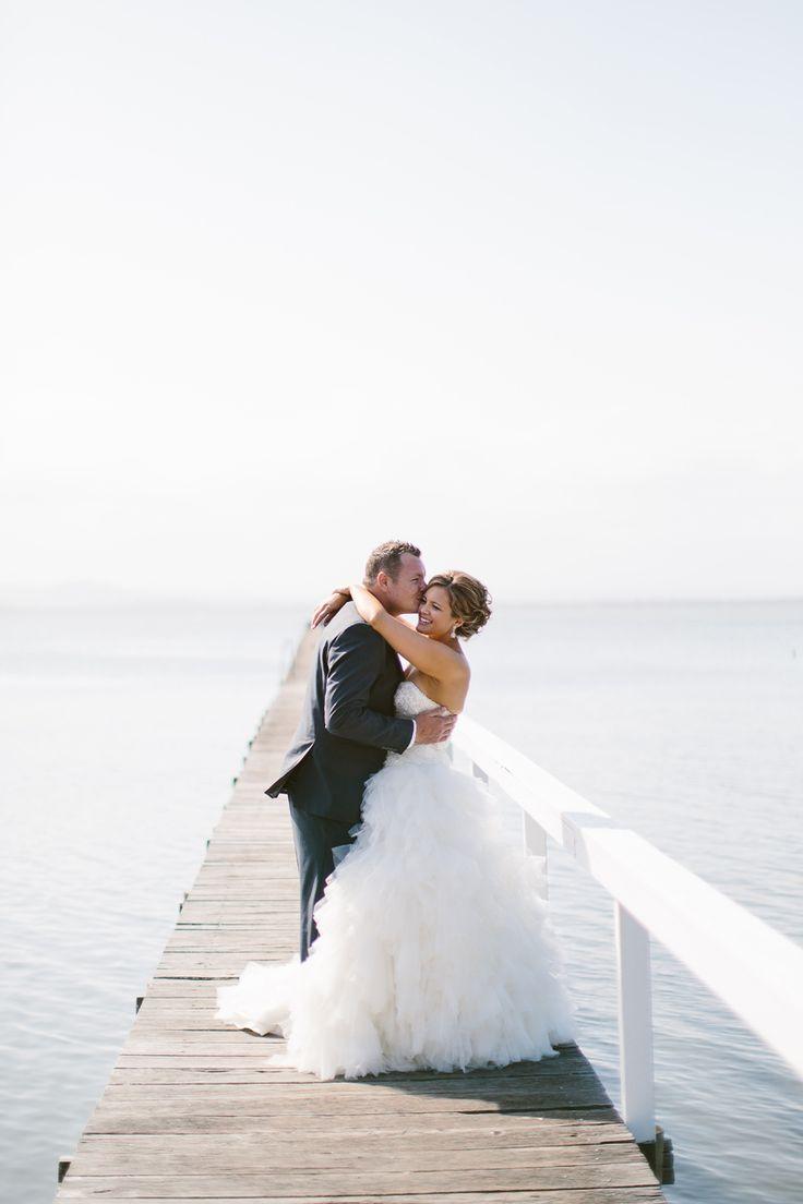 Long Jetty Central Coast wedding photography. Image: Cavanagh Photography http://cavanaghphotography.com.au