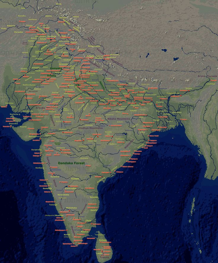 Ancient Middle East Map Mesopotamia%0A Ancient Maps India Timeline Ramayana Mahabharata